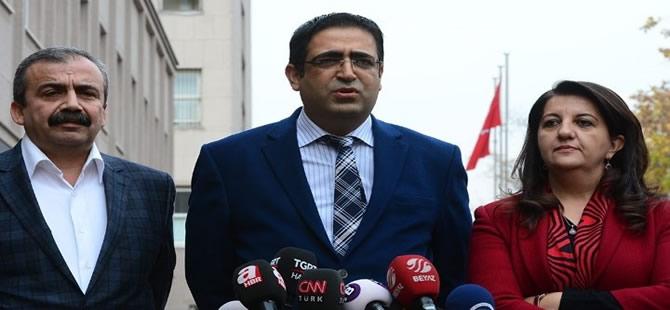 HDP'den TSK'ya karşı şok adım!