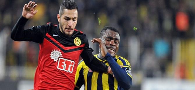 Fenerbahçe 1 puanı 'penaltı' ile aldı
