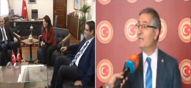 MHP'den 'özerklik' açıklamasına tepki