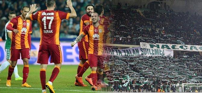 Galatasaray, Spor Toto Süper Lig'in ikinci devresine 3 puanla başladı