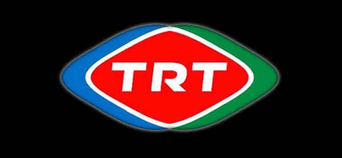 TRT'den sert açıklama