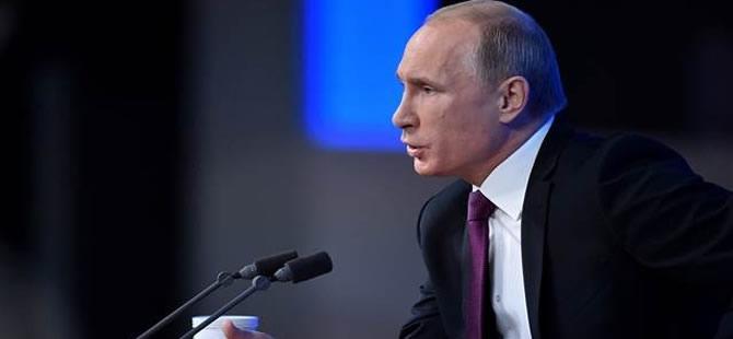 Putin: Rusya'da kriz 2 yıl devam edecek