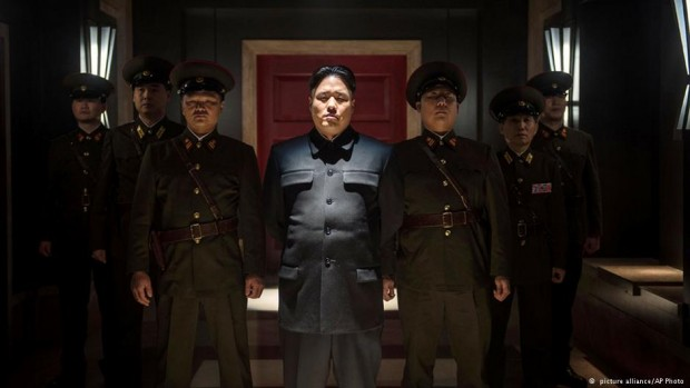 Kuzey Kore'nin tepkisini çeken film internette gösterimde