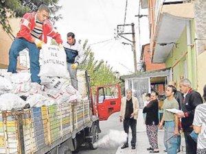 AK Parti'nin 'sosyal yardım' gerçeği!