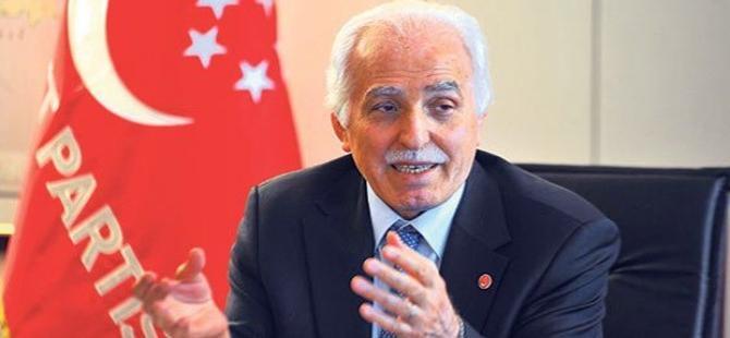 'Erbakan İsrail'in isteklerini kabul etse AKP kurulmayacaktı'