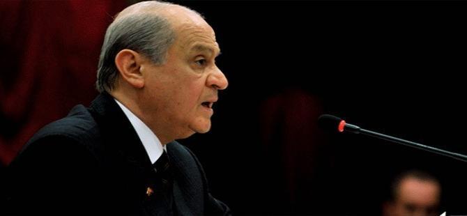 Devlet Bahçeli'den 'Yaşar Kemal'  açıklaması