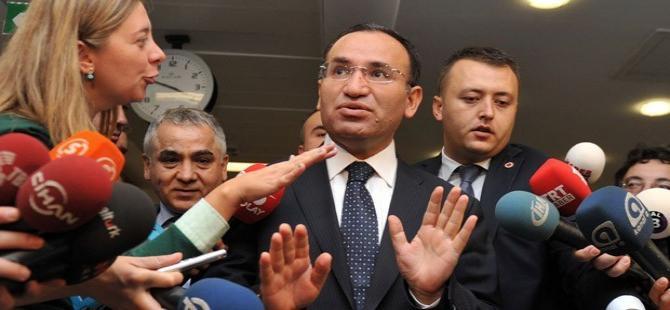 Yargıtay Başkanı eleştirdi, Adalet Bakanı Bozdağ toplantıyı terk etti