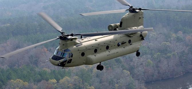 Saray'a 'uçan kale' VIP helikopter