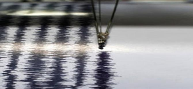 Burdur'da deprem oldu!