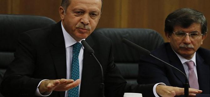 Erdoğan'dan Davutoğlu'na 'mal bildirimi' tepkisi