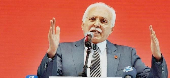 SP lideri Kamalak: AKP'nin kirli çamaşırlarının kokusu arşı titretti