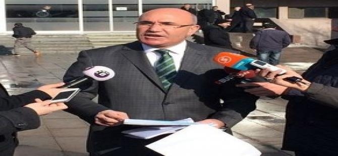 CHP'li Tanal'dan suç duyurusu