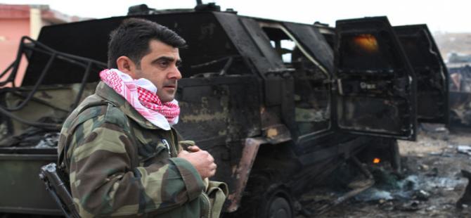 Kürtler arasında 'Şengal'de kanton' gerginliği