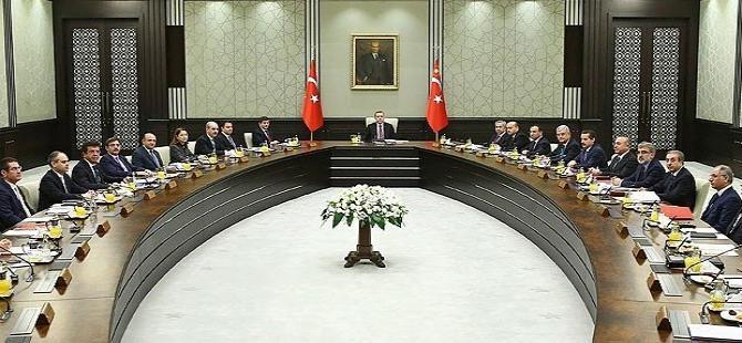 'Rutin olarak Cumhurbaşkanı başkanlığında bir toplantı olmayacaktır'