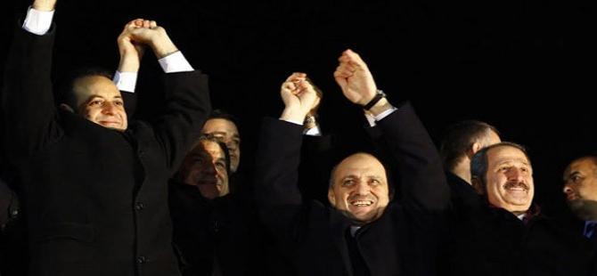 AK Parti'li 4 Eski Bakan için karar verildi