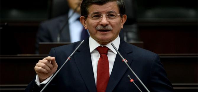 Davutoğlu'dan Yüce Divan oylaması için ilk açıklama