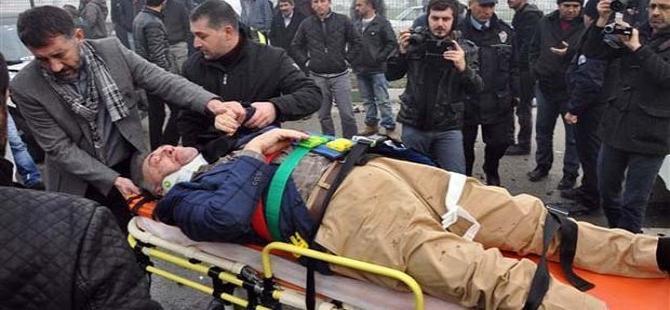 Nilüfer Turizm Yönetim Kurulu Başkanı trafik kazası geçirdi