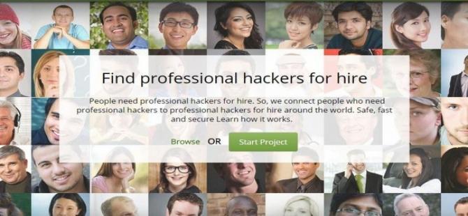 'Kiralık hacker' dönemi  başladı!