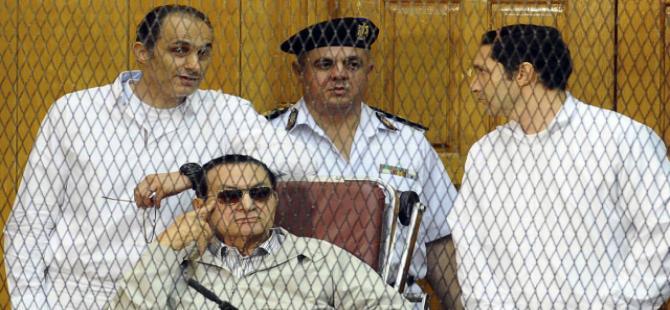 Mübarek'in cezası belli oldu!