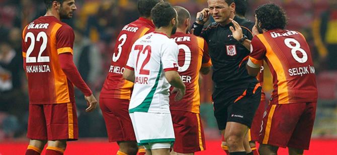 Galatasaray'a Diyarbakır şoku!