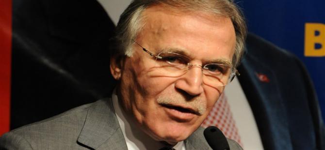 """Mehmet Ali Şahin: """"Fire değil"""""""