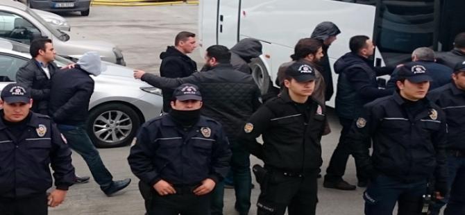 Vedat Şahin'in öldürülmesine 5'i tutuklandı.