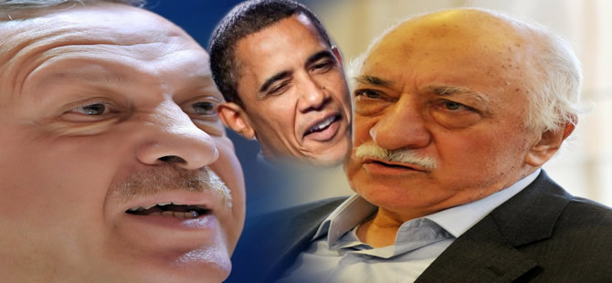 Obama; Gülen-Erdoğan maçında topa girer mi?