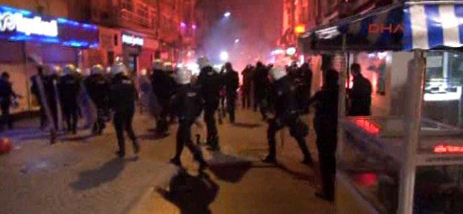Berkin Elvan gösterisi: 2 polis yaralandı