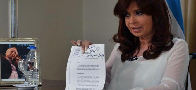 Arjantin'de istihbarat teşkilatı feshediliyor