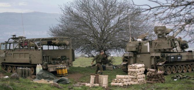 Lübnan-İsrail sınırında gerginlik büyüyor