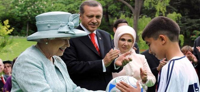 Erdoğan: İngiltere'de yarı başkanlık var, hakim unsur kraliçe!