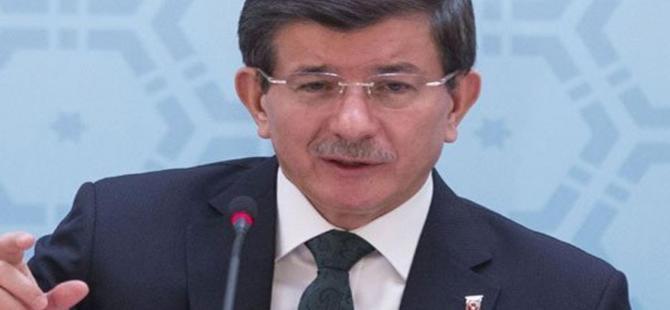 """Davutoğlu: """"İzmir'e Başbakanlık Ofisi açacağız"""""""
