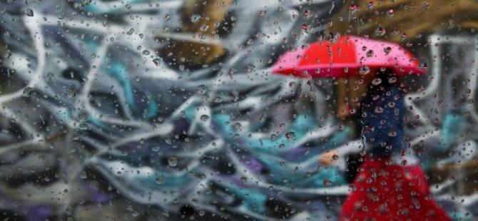 Meteoroloji uyardı! Çok kuvvetli sağanak yağış