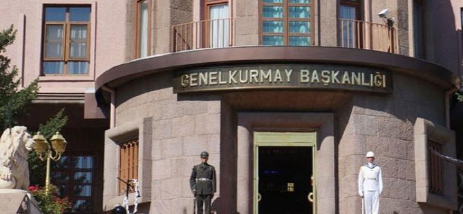 TSK'dan 'kumpas' ve 'paralel yapı' açıklaması