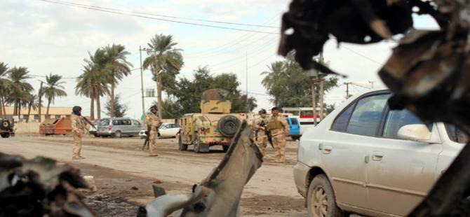 Irak'ta patlama: 7 ölü