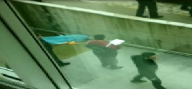 Maltepe Belediyesi'nde intihar şoku