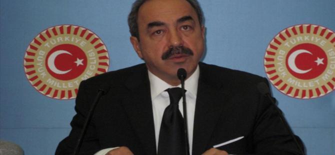 Tayfun İçli CHP'den istifa etti