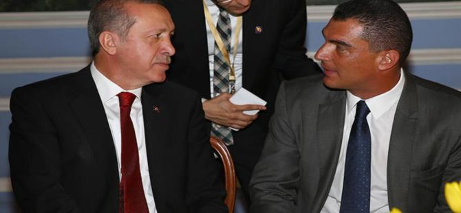 Erdoğan Mondragon ile görüştü