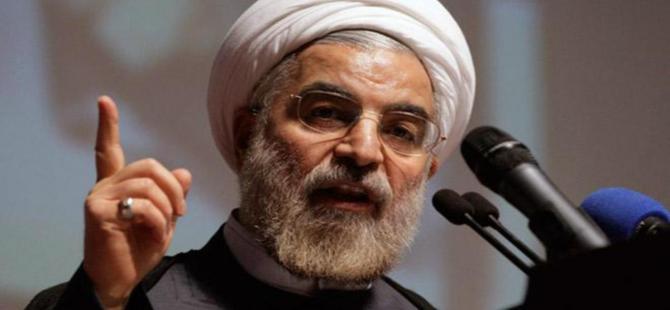 İran meydan okudu: ''Korkmuyoruz''