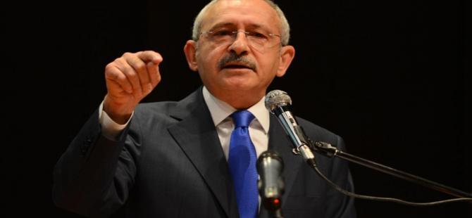 Kılıçdaroğlu Hakan Fidan'ın istifasını değerlendirdi
