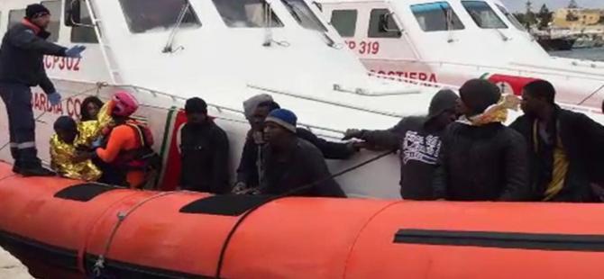 Akdeniz'de tekne battı, 200 göçmen kayıp