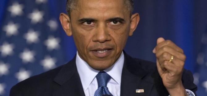 Obama savaş yetkisi istiyor!