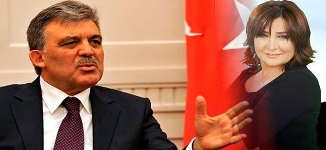 Abdullah Gül'den Sevilay Yükselir'e 'Köşk' cevabı!