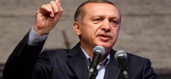 Erdoğan'dan Twitter mesajı