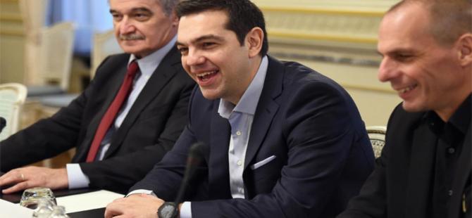 Yunanistan borçların bir kısmının silinmesini istiyor