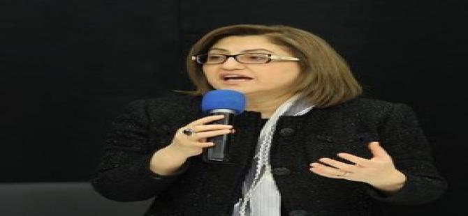 Fatma Şahin'den Özgecan yorumu
