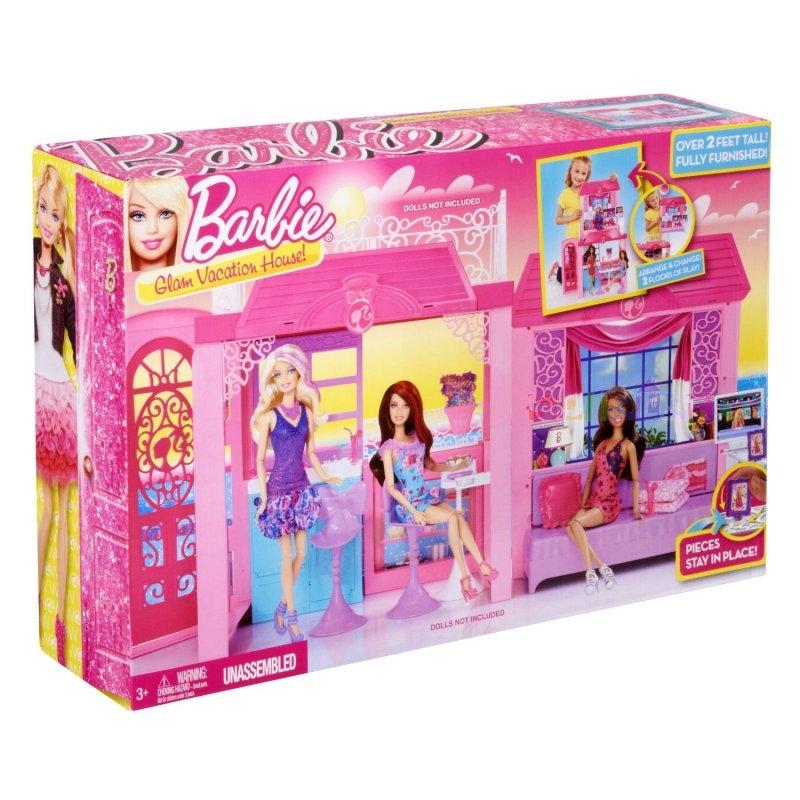 Barbie'nin Pembe Evine Davetlisiniz!