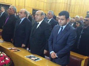 HDP'li Demirtaş grup toplantısında  Ayşenur İslam'a seslendi