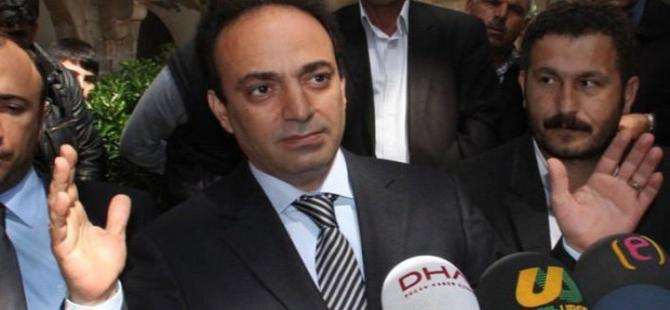 Baydemir HDP'den aday adayı oldu