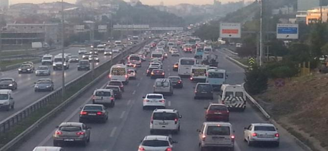 İstanbullu sürücülerin dikkatine!